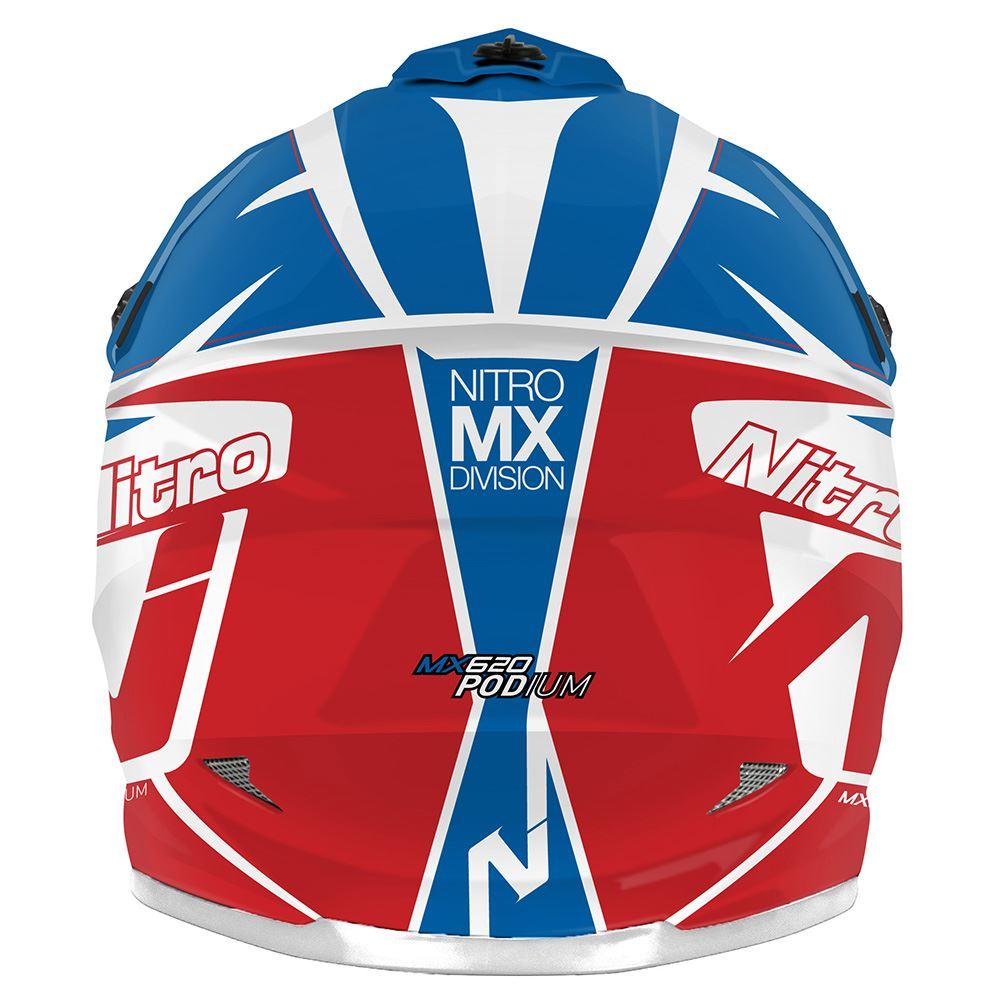 Nitro-MX620-Podium-MX-Motorcross-Motorcycle-Helmet-ATV-Enduro-ACU-Adult-Youth thumbnail 15