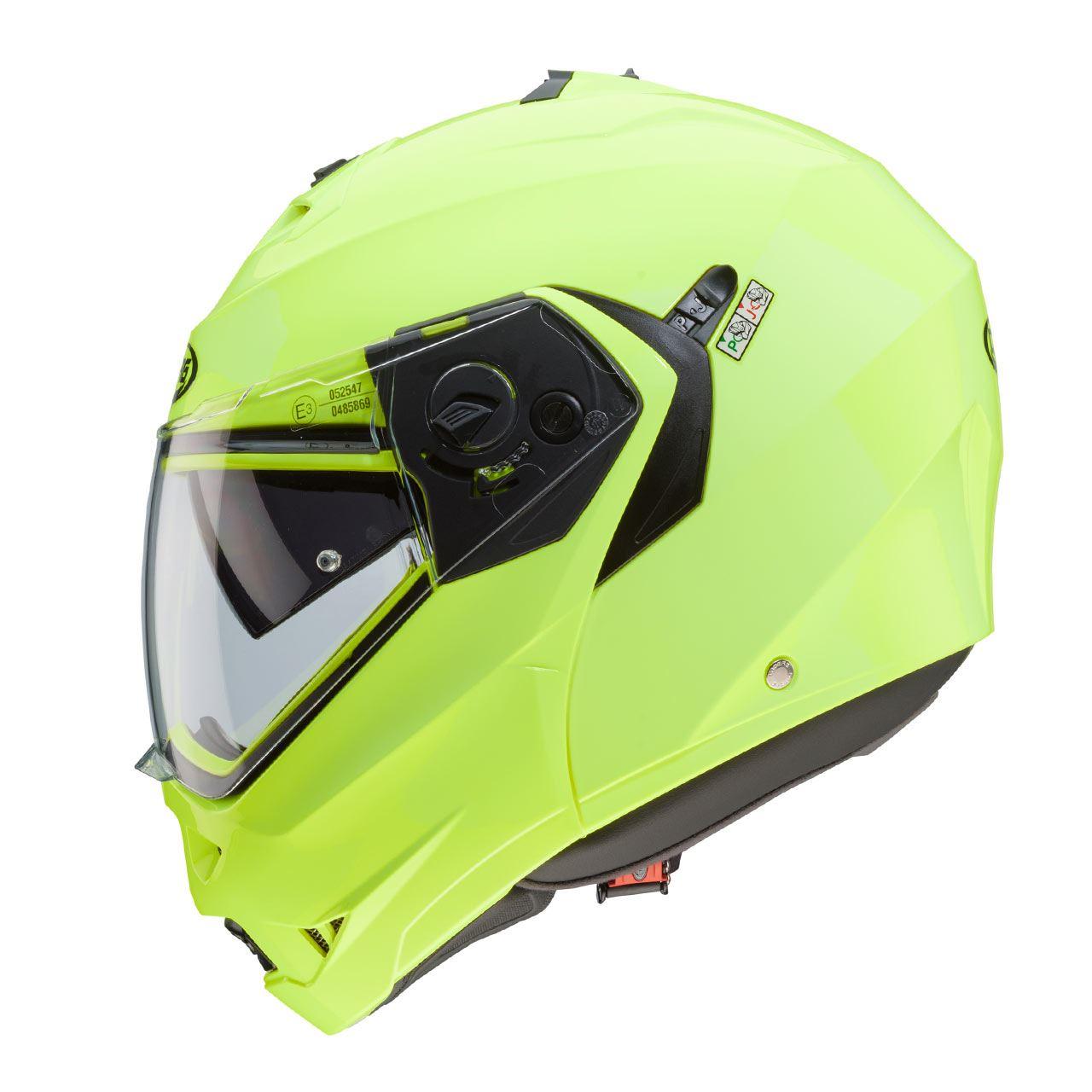 Caberg-Duke-II-Flip-Front-Motorcycle-Helmet-Modular-Bike-Sun-Visor-amp-Pinlock thumbnail 32