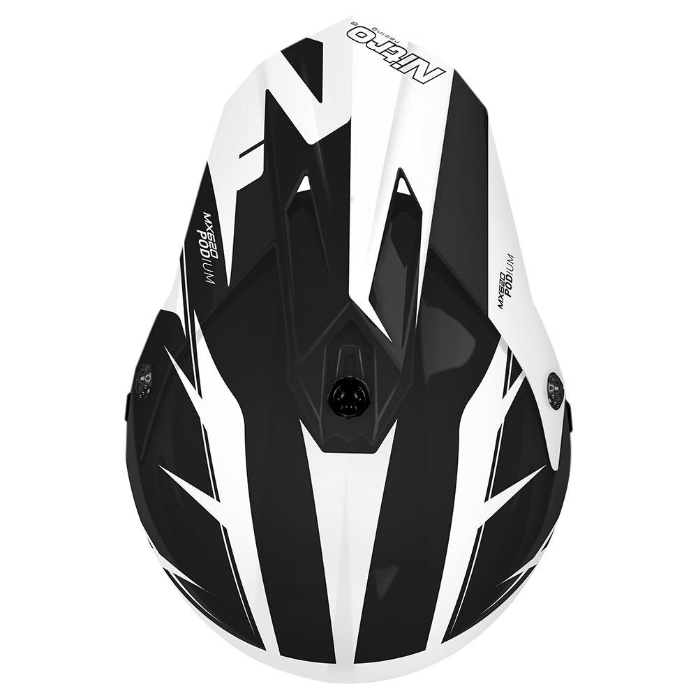 Nitro-MX620-Podium-MX-Motorcross-Motorcycle-Helmet-ATV-Enduro-ACU-Adult-Youth thumbnail 27
