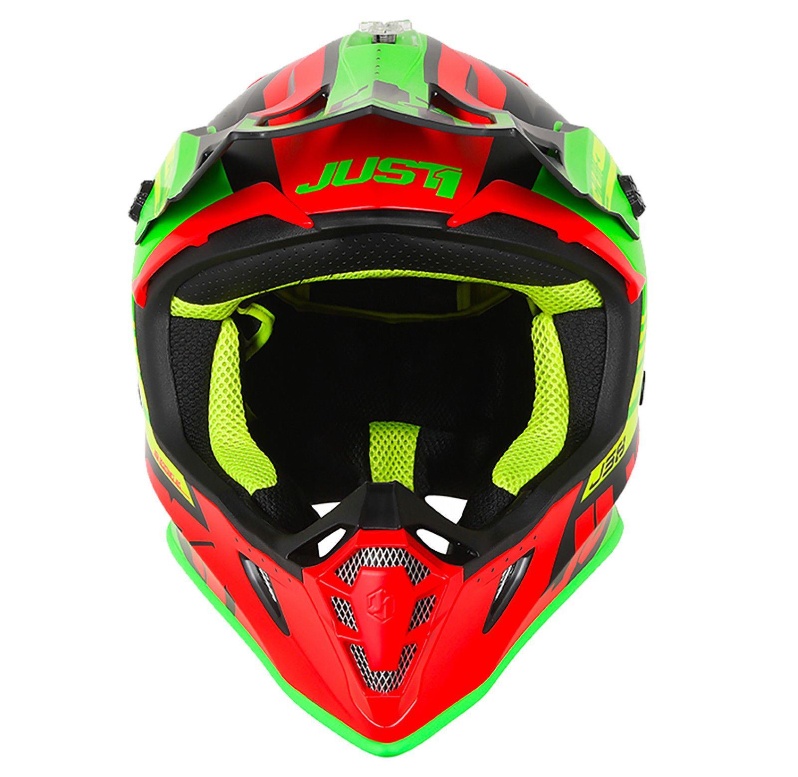 Just1-J38-Blade-Helmet-Motocross-Enduro-MX-ATV-Motorcycle-Off-Road-Full-Face-ACU thumbnail 31