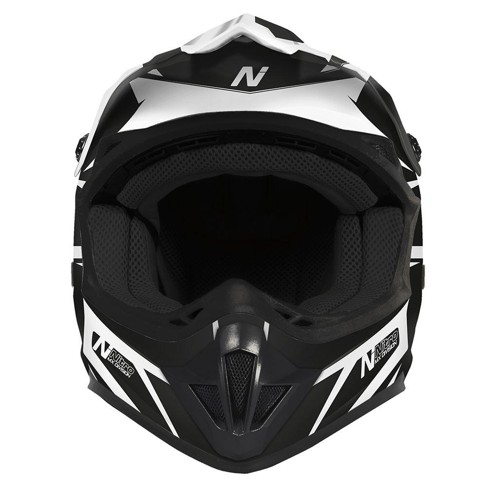 Nitro-MX620-Podium-MX-Motorcross-Motorcycle-Helmet-ATV-Enduro-ACU-Adult-Youth thumbnail 29
