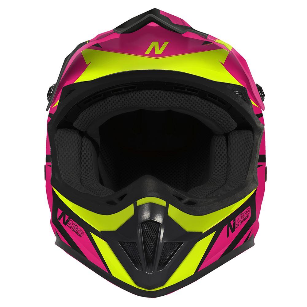 Nitro-MX620-Podium-MX-Motorcross-Motorcycle-Helmet-ATV-Enduro-ACU-Adult-Youth thumbnail 25