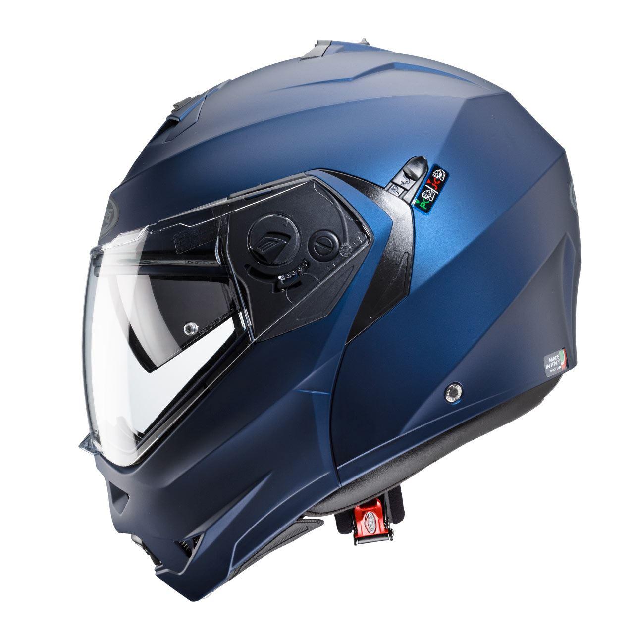 Caberg-Duke-II-Flip-Front-Motorcycle-Helmet-Modular-Bike-Sun-Visor-amp-Pinlock thumbnail 19