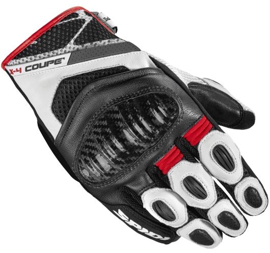 Spidi-X4-Coupe-Textile-Mix-Vented-CE-Motorcycle-Gloves-Touchscreen-CE thumbnail 5