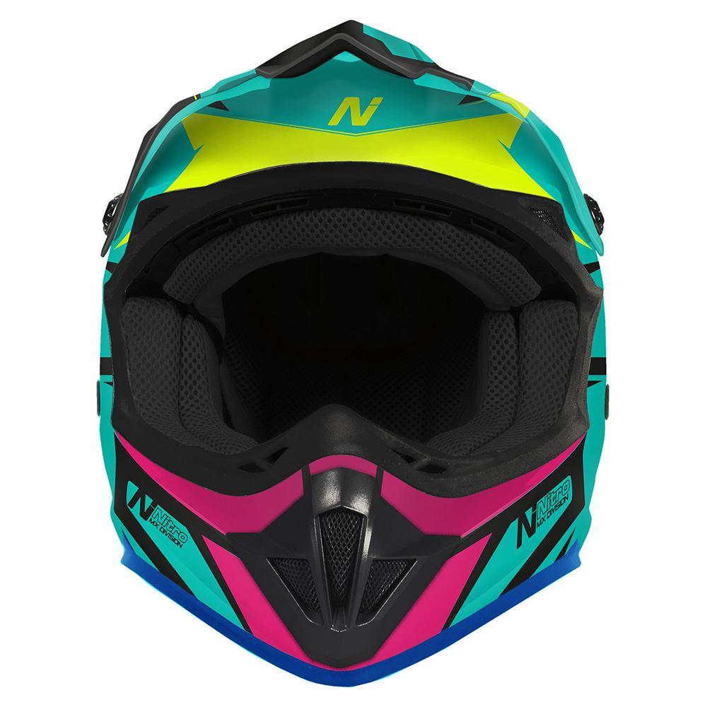 Nitro-MX620-Podium-MX-Motorcross-Motorcycle-Helmet-ATV-Enduro-ACU-Adult-Youth thumbnail 33