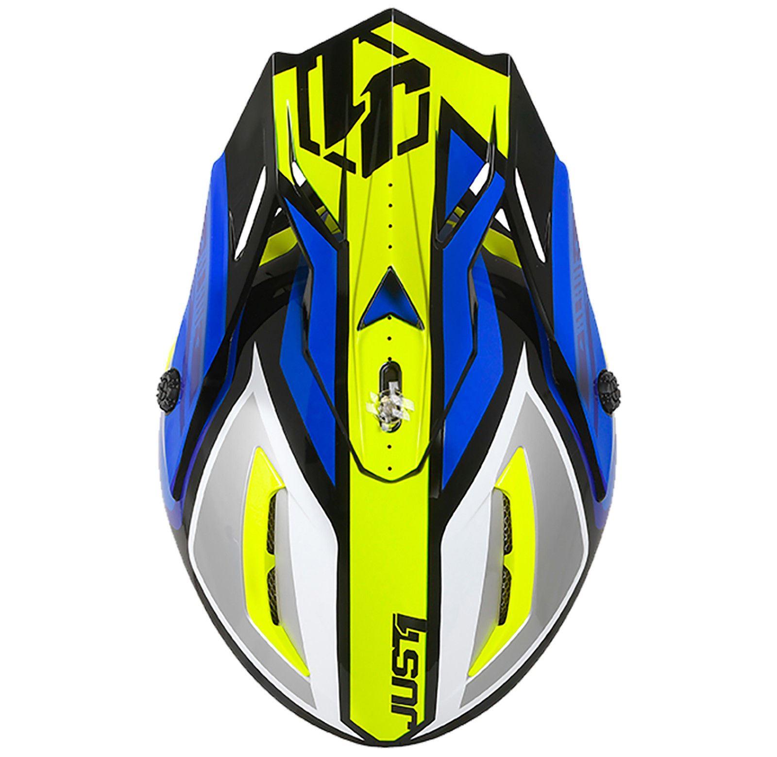 Just1-J38-Blade-Helmet-Motocross-Enduro-MX-ATV-Motorcycle-Off-Road-Full-Face-ACU thumbnail 18