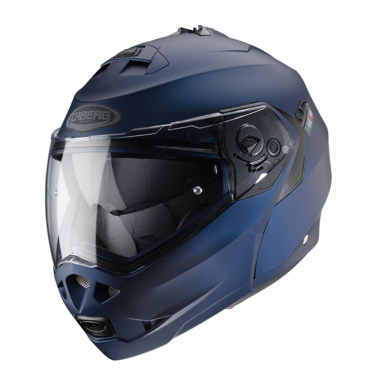 Caberg-Duke-II-Flip-Front-Motorcycle-Helmet-Modular-Bike-Sun-Visor-amp-Pinlock thumbnail 20