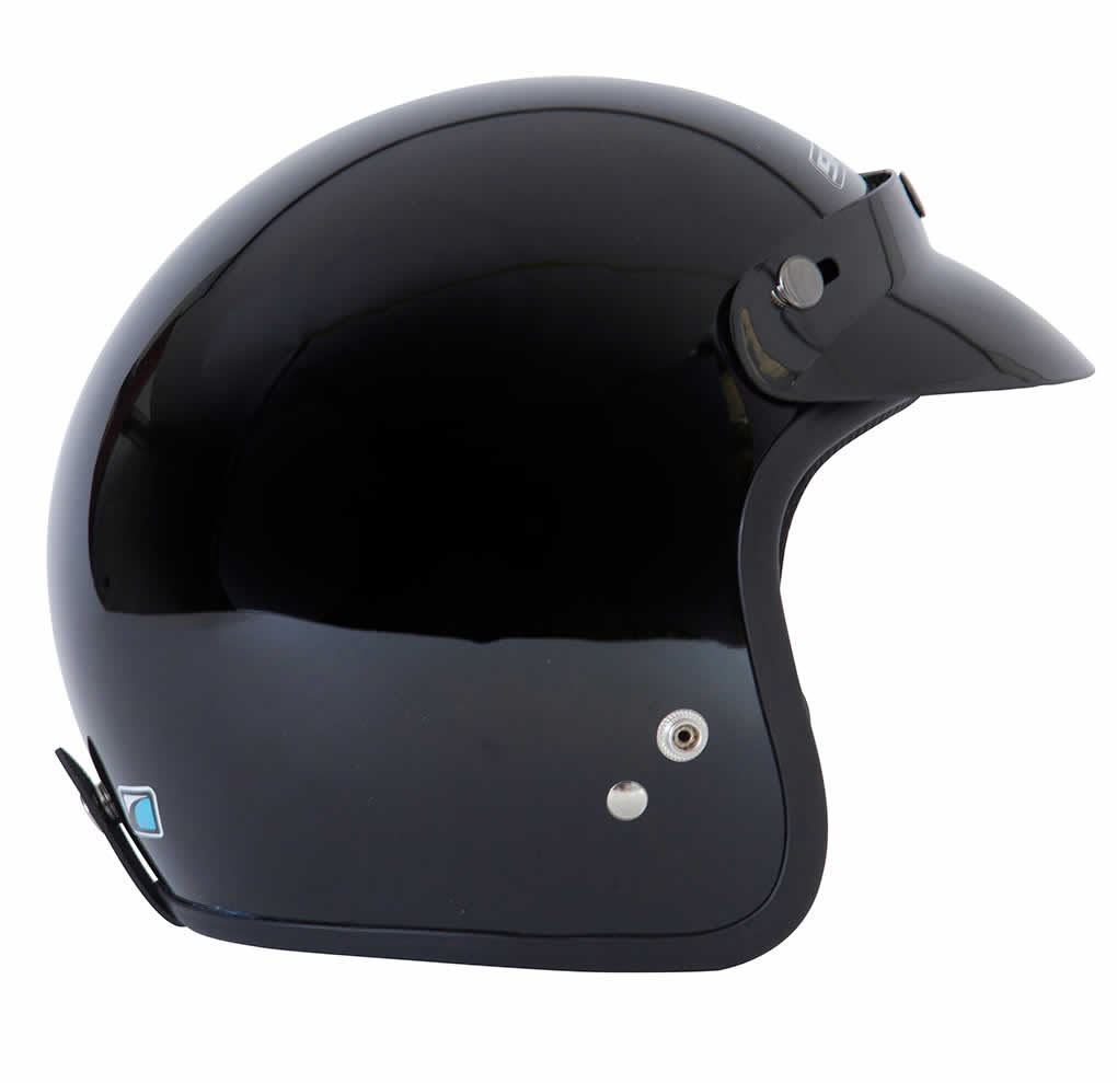 Spada-Open-Face-Crash-Helmet-Motorcycle-Motorbike-Scooter-Commuter-All-Colours