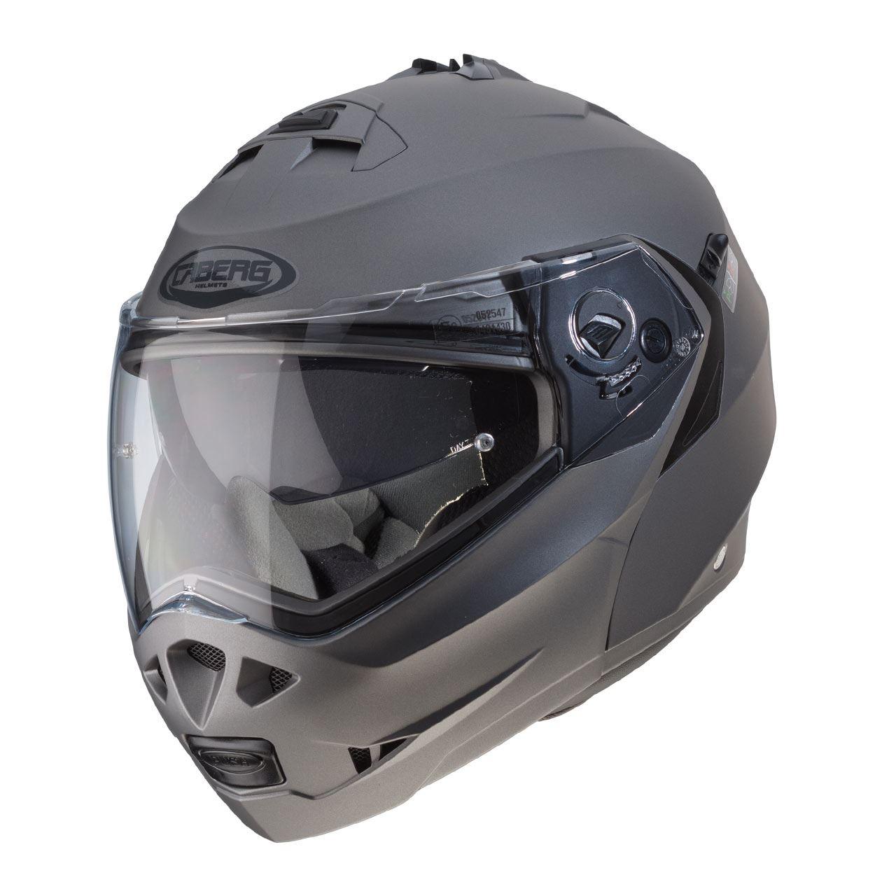 Caberg-Duke-II-Flip-Front-Motorcycle-Helmet-Modular-Bike-Sun-Visor-amp-Pinlock thumbnail 23
