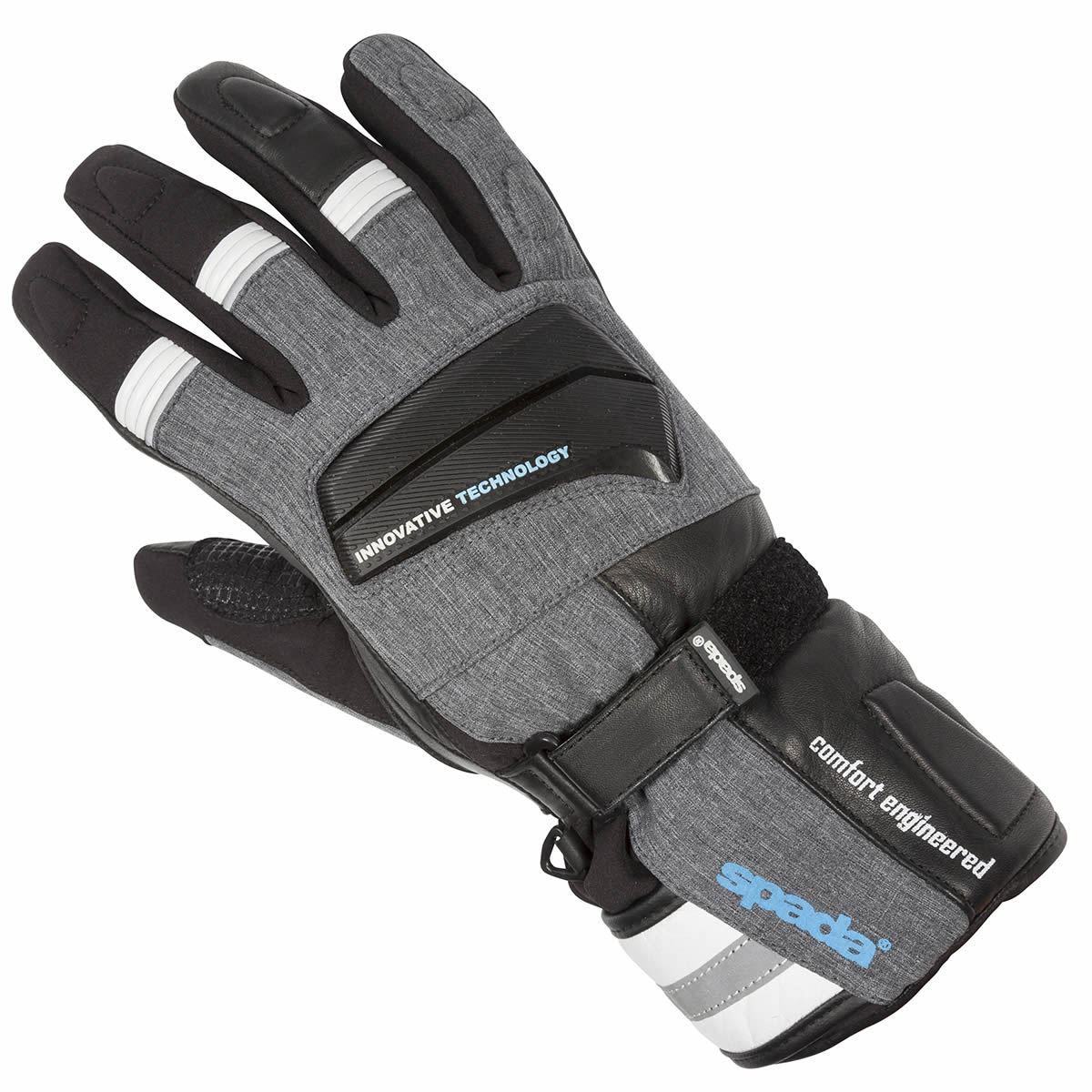 Spada-Latour-Waterproof-Winter-Gloves-Motorcycle-Motorbike-Thermal-Touring thumbnail 14