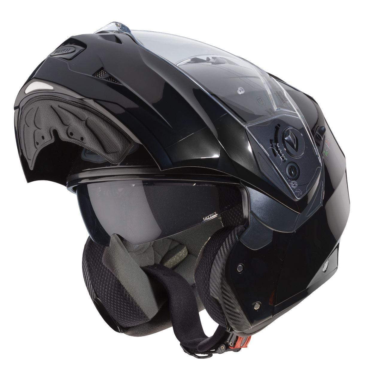 Caberg-Duke-II-Flip-Front-Motorcycle-Helmet-Modular-Bike-Sun-Visor-amp-Pinlock thumbnail 28