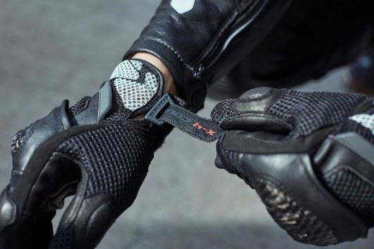 Spidi-X4-Coupe-Textile-Mix-Vented-CE-Motorcycle-Gloves-Touchscreen-CE thumbnail 6