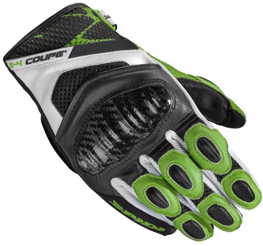 Spidi-X4-Coupe-Textile-Mix-Vented-CE-Motorcycle-Gloves-Touchscreen-CE thumbnail 3