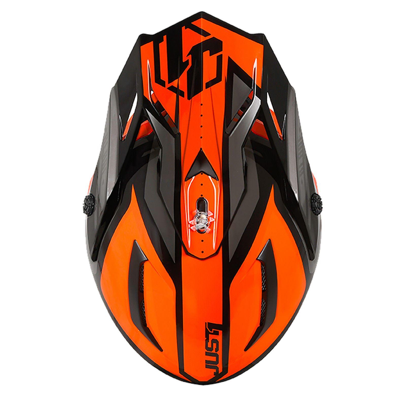 Just1-J38-Blade-Helmet-Motocross-Enduro-MX-ATV-Motorcycle-Off-Road-Full-Face-ACU thumbnail 35