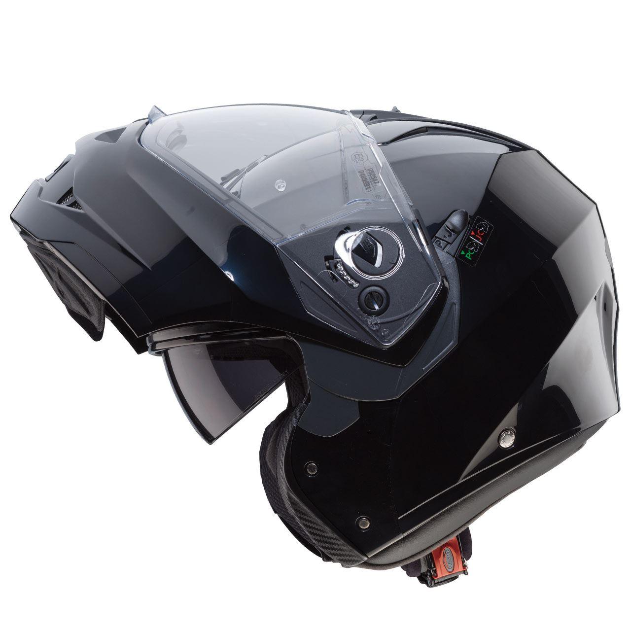 Caberg-Duke-II-Flip-Front-Motorcycle-Helmet-Modular-Bike-Sun-Visor-amp-Pinlock thumbnail 27