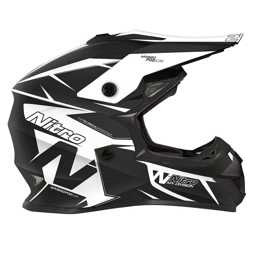 Nitro-MX620-Podium-MX-Motorcross-Motorcycle-Helmet-ATV-Enduro-ACU-Adult-Youth thumbnail 26