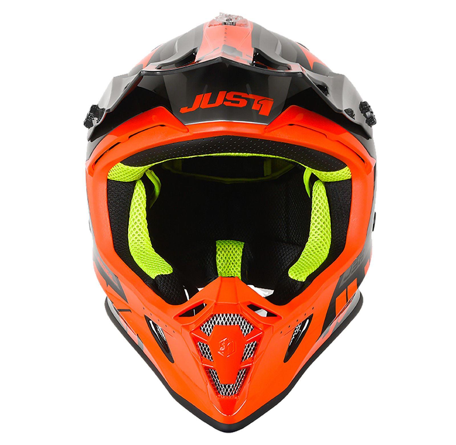 Just1-J38-Blade-Helmet-Motocross-Enduro-MX-ATV-Motorcycle-Off-Road-Full-Face-ACU thumbnail 36