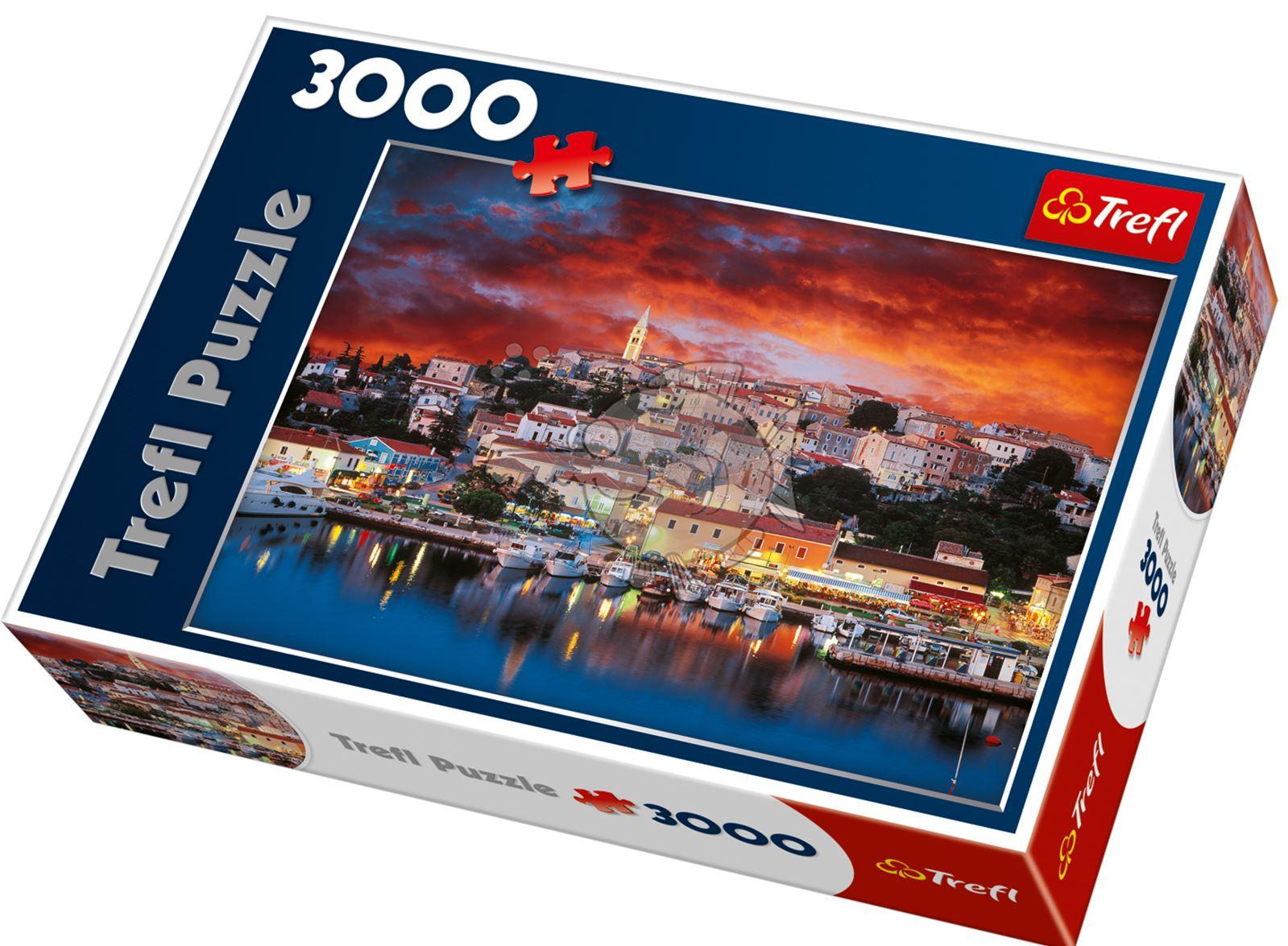 Trefl-300-500-1000-1500-2000-3000-4000-6000-Piece-Jigsaw-Puzzle-Landscapes-City thumbnail 451