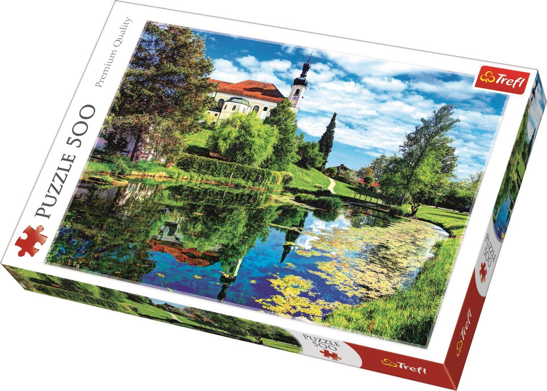 Trefl-300-500-1000-1500-2000-3000-4000-6000-Piece-Jigsaw-Puzzle-Landscapes-City thumbnail 74