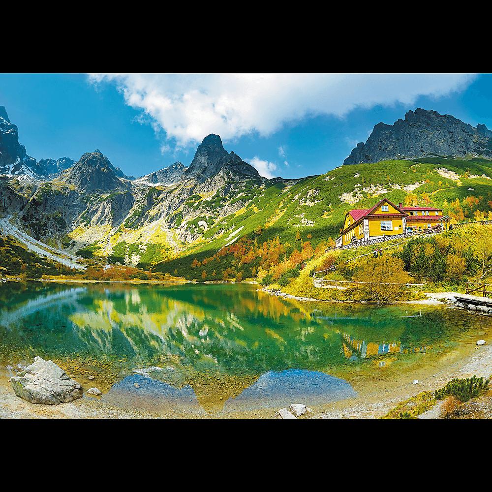 Trefl-1000-piece-jigsaw-puzzle-animaux-paysages-villes miniature 62