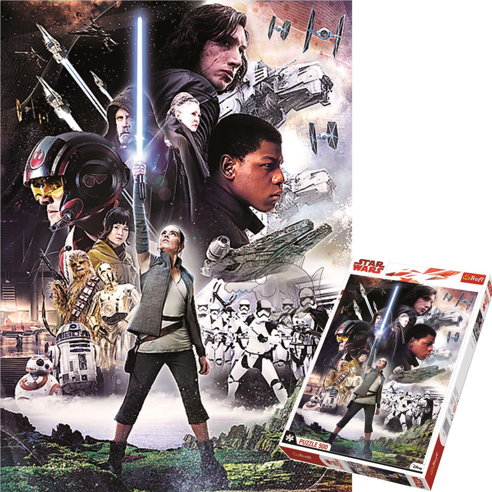 Le dernier JEDI Top emporte sur jeu de carte Star Wars Episode 8