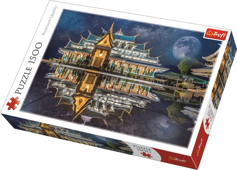 Trefl-300-500-1000-1500-2000-3000-4000-6000-Piece-Jigsaw-Puzzle-Landscapes-City thumbnail 454