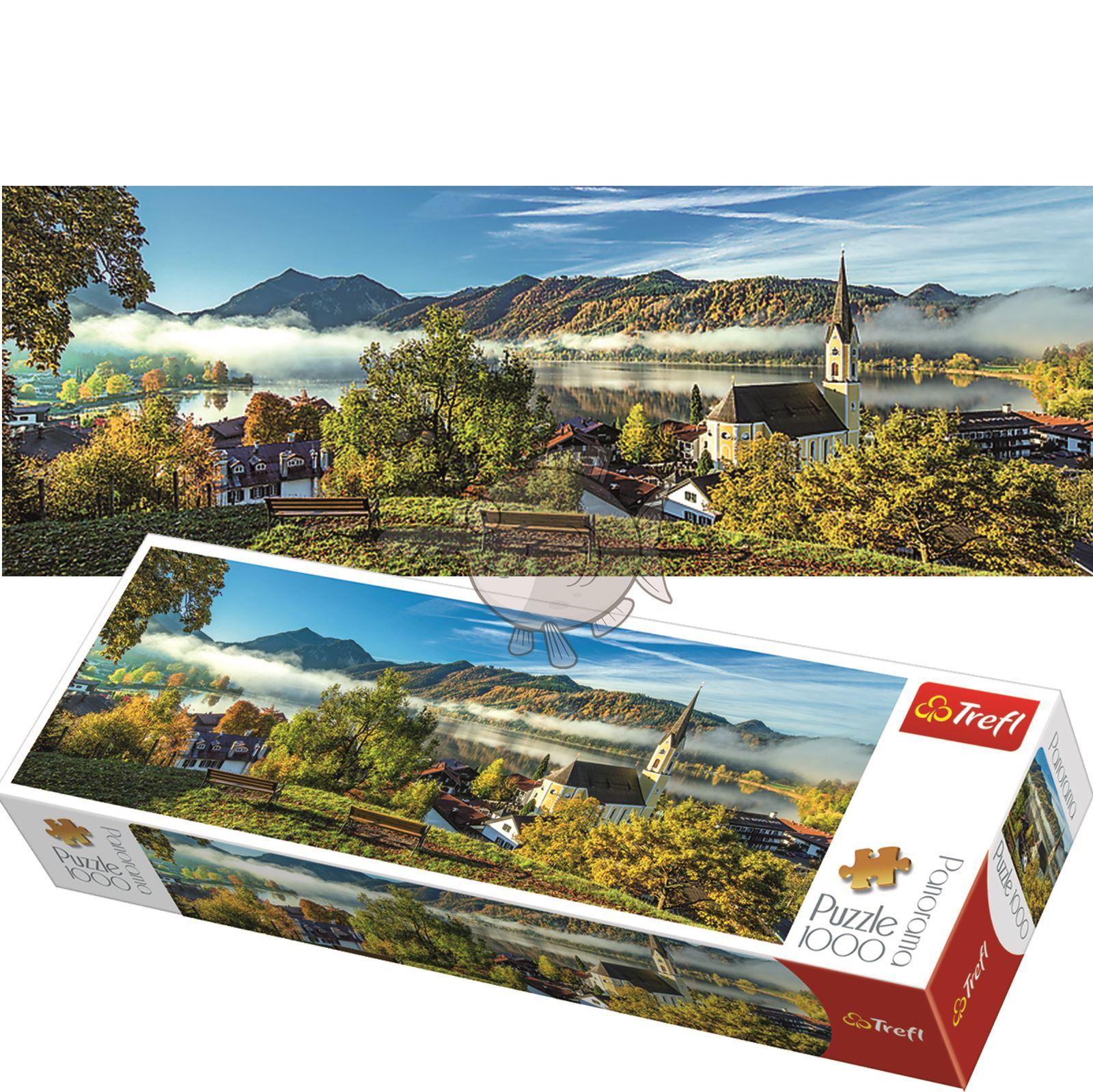 Panorama Puzzle (1000 Piece