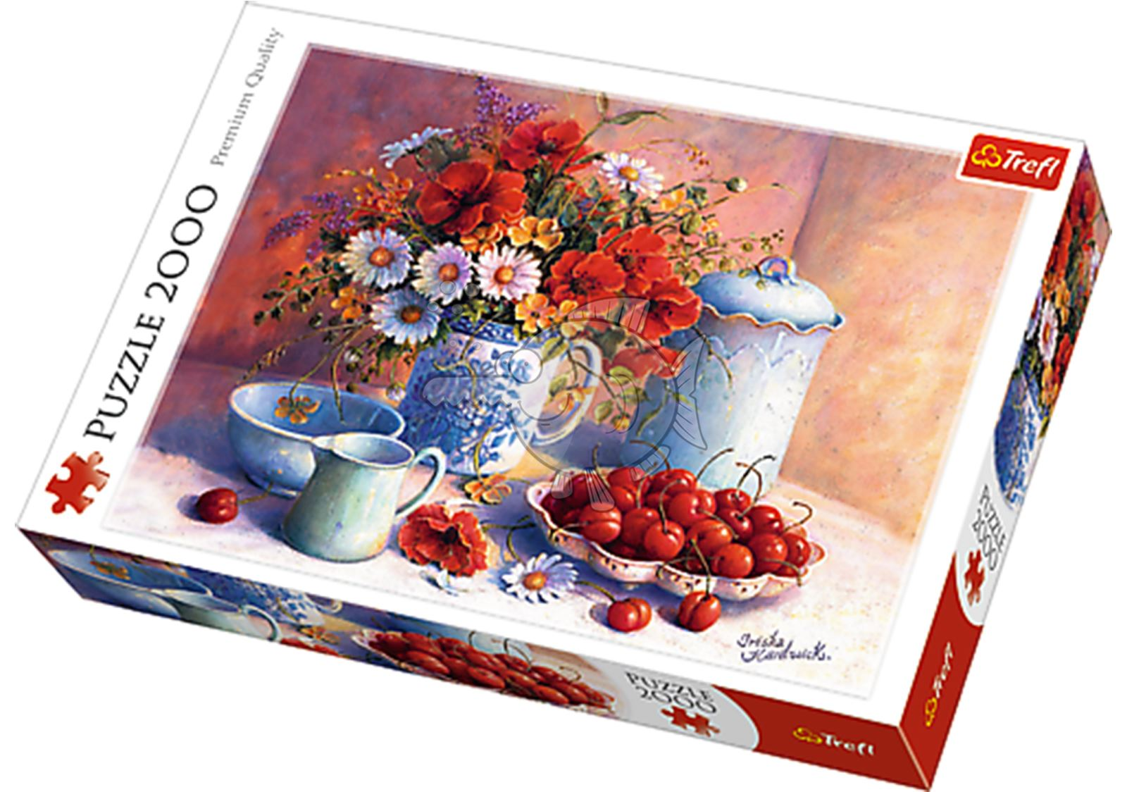 Trefl-300-500-1000-1500-2000-3000-4000-6000-Piece-Jigsaw-Puzzle-Landscapes-City thumbnail 366