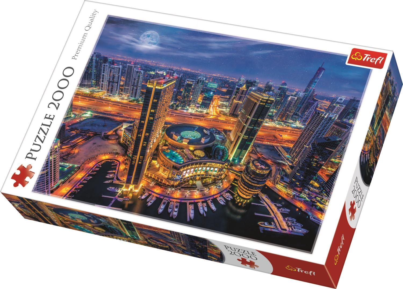 Trefl-300-500-1000-1500-2000-3000-4000-6000-Piece-Jigsaw-Puzzle-Landscapes-City thumbnail 184