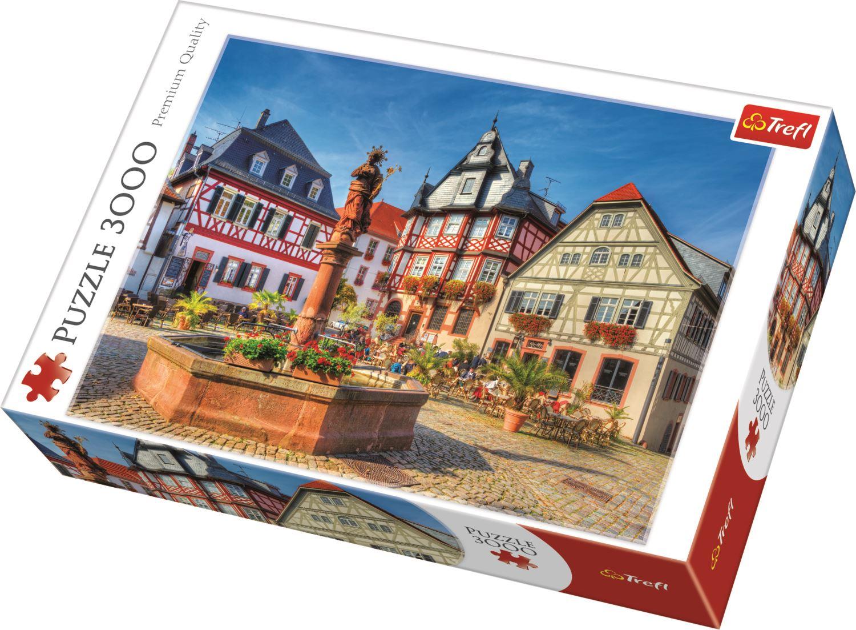 Trefl-300-500-1000-1500-2000-3000-4000-6000-Piece-Jigsaw-Puzzle-Landscapes-City thumbnail 216