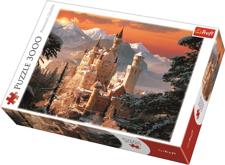 Trefl-300-500-1000-1500-2000-3000-4000-6000-Piece-Jigsaw-Puzzle-Landscapes-City thumbnail 461