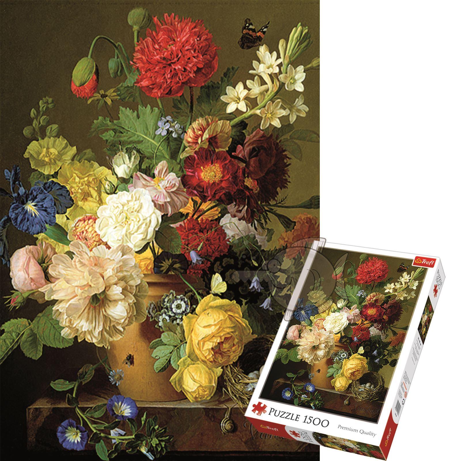 Trefl-300-500-1000-1500-2000-3000-4000-6000-Piece-Jigsaw-Puzzle-Landscapes-City thumbnail 345