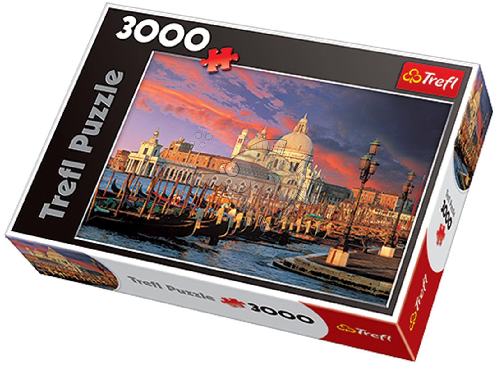 Trefl-300-500-1000-1500-2000-3000-4000-6000-Piece-Jigsaw-Puzzle-Landscapes-City thumbnail 316