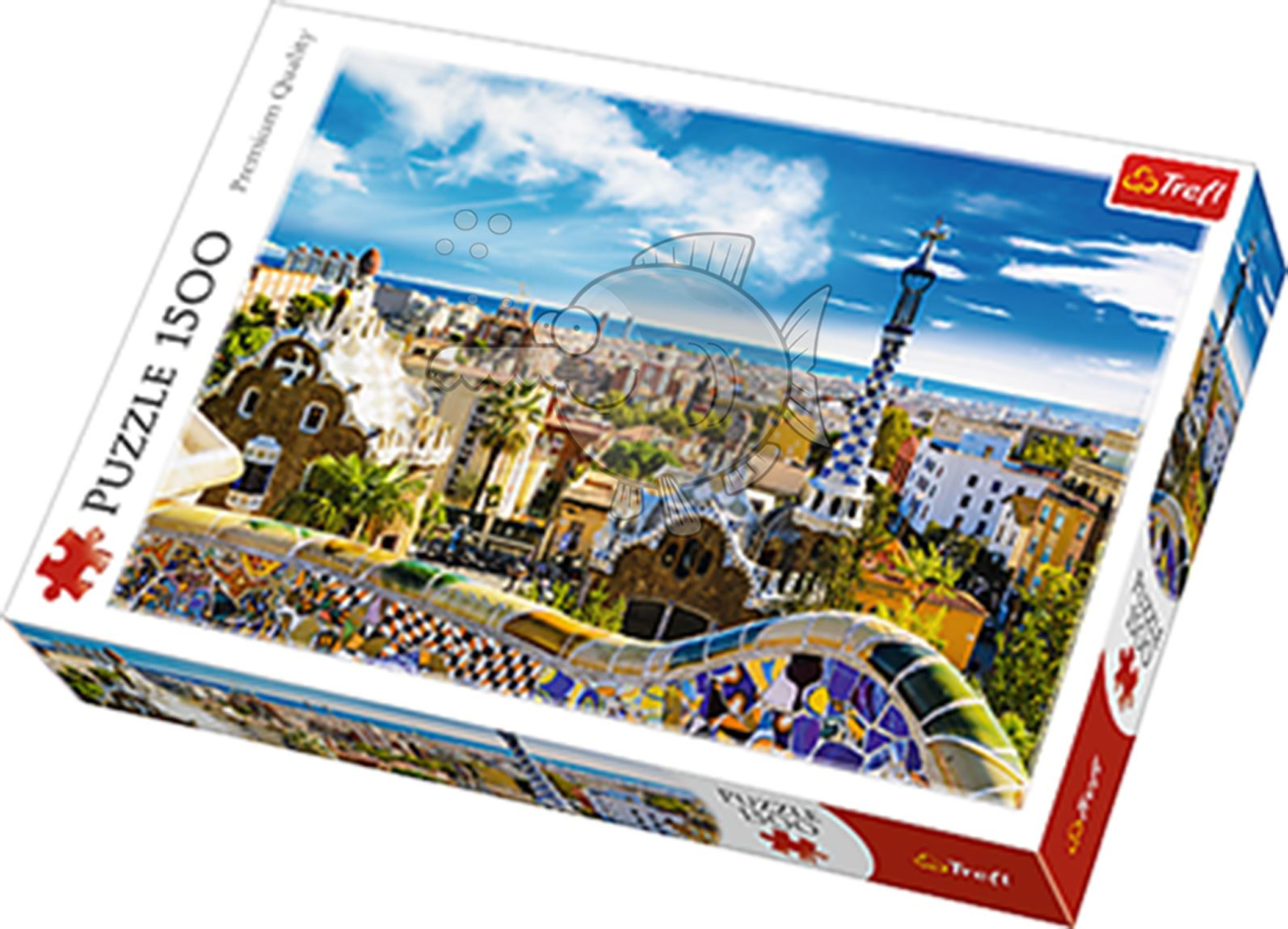 Trefl-300-500-1000-1500-2000-3000-4000-6000-Piece-Jigsaw-Puzzle-Landscapes-City thumbnail 257