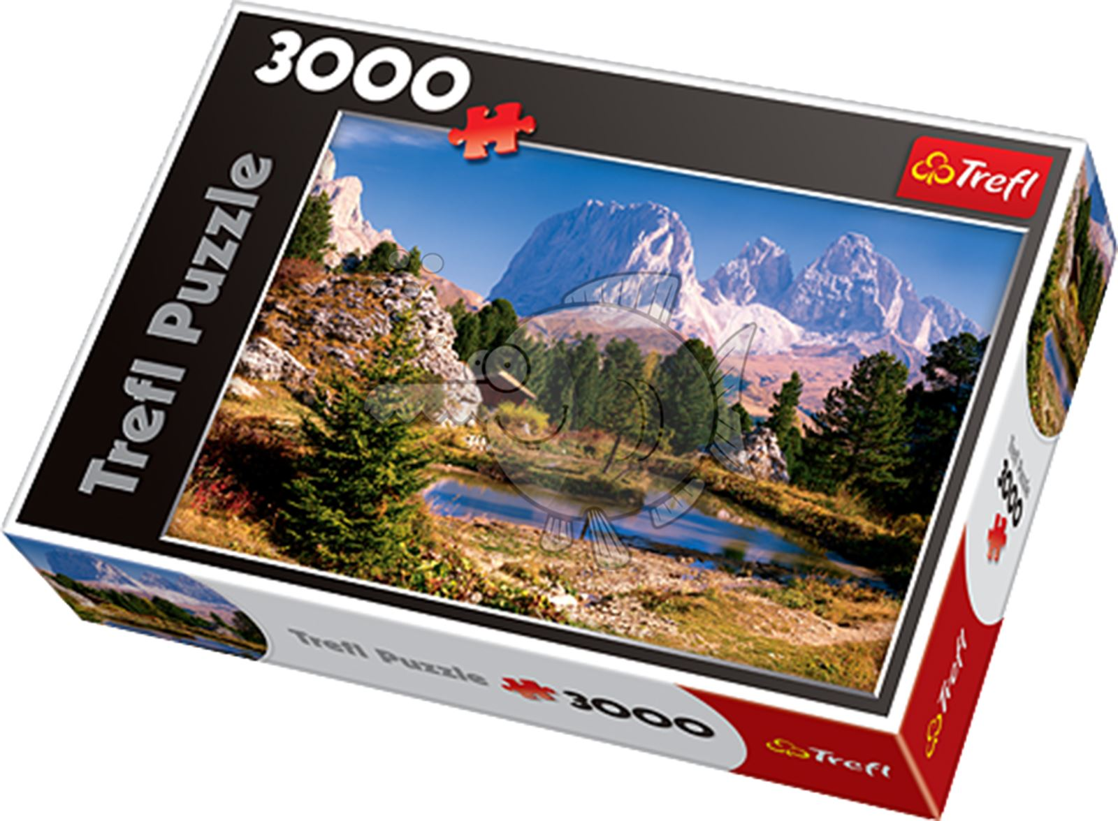Trefl-300-500-1000-1500-2000-3000-4000-6000-Piece-Jigsaw-Puzzle-Landscapes-City thumbnail 3