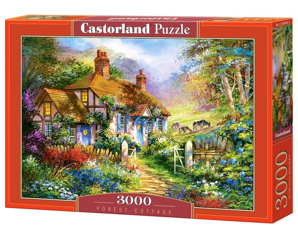 Castorland-3000-Piece-Jigsaw-Puzzle-Landscapes-Cities miniatuur 15