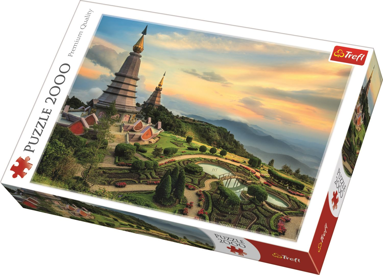 Trefl-300-500-1000-1500-2000-3000-4000-6000-Piece-Jigsaw-Puzzle-Landscapes-City thumbnail 105