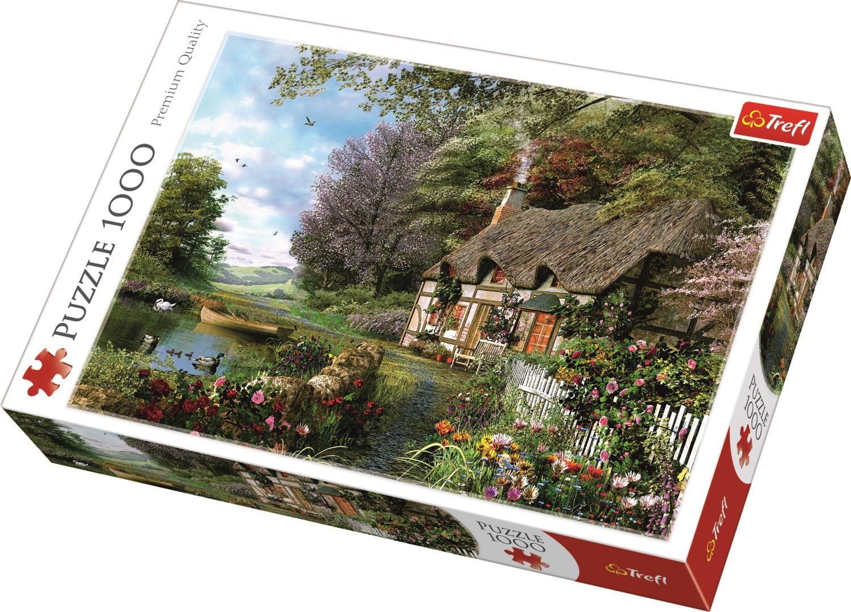Trefl-300-500-1000-1500-2000-3000-4000-6000-Piece-Jigsaw-Puzzle-Landscapes-City thumbnail 68