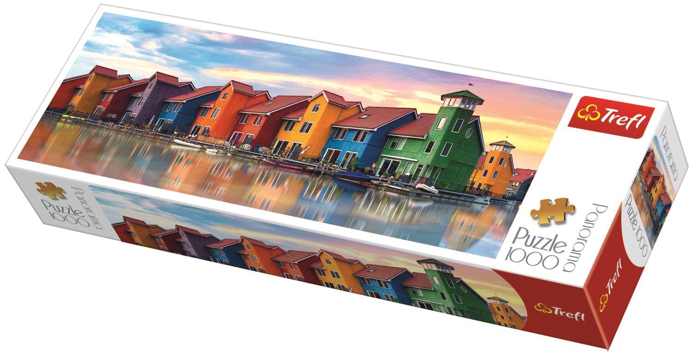 Trefl-300-500-1000-1500-2000-3000-4000-6000-Piece-Jigsaw-Puzzle-Landscapes-City thumbnail 151