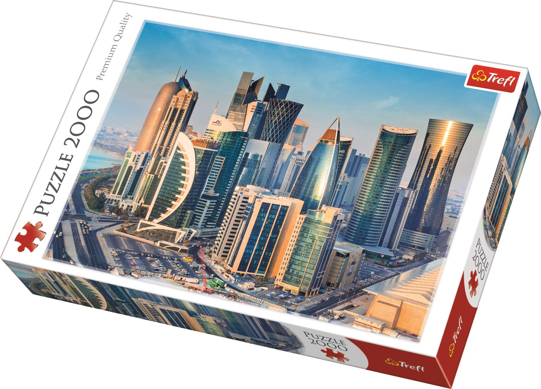 Trefl-300-500-1000-1500-2000-3000-4000-6000-Piece-Jigsaw-Puzzle-Landscapes-City thumbnail 96