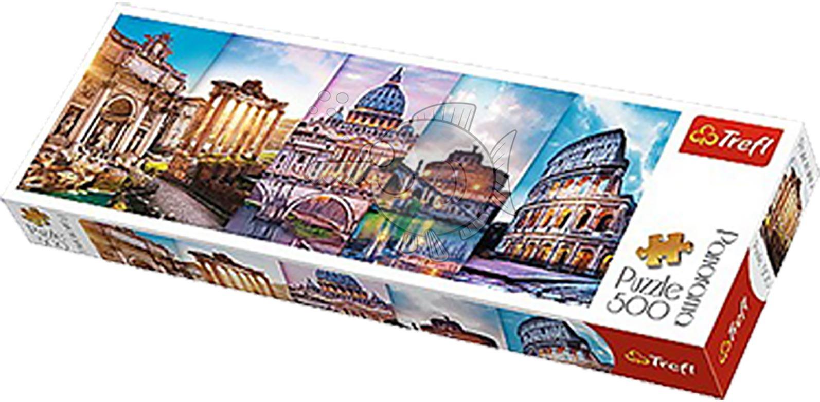 Trefl-300-500-1000-1500-2000-3000-4000-6000-Piece-Jigsaw-Puzzle-Paysages-Ville miniature 235