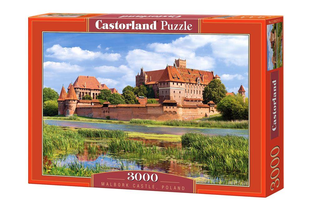 Castorland-3000-Piece-Jigsaw-Puzzle-Landscapes-Cities miniatuur 27