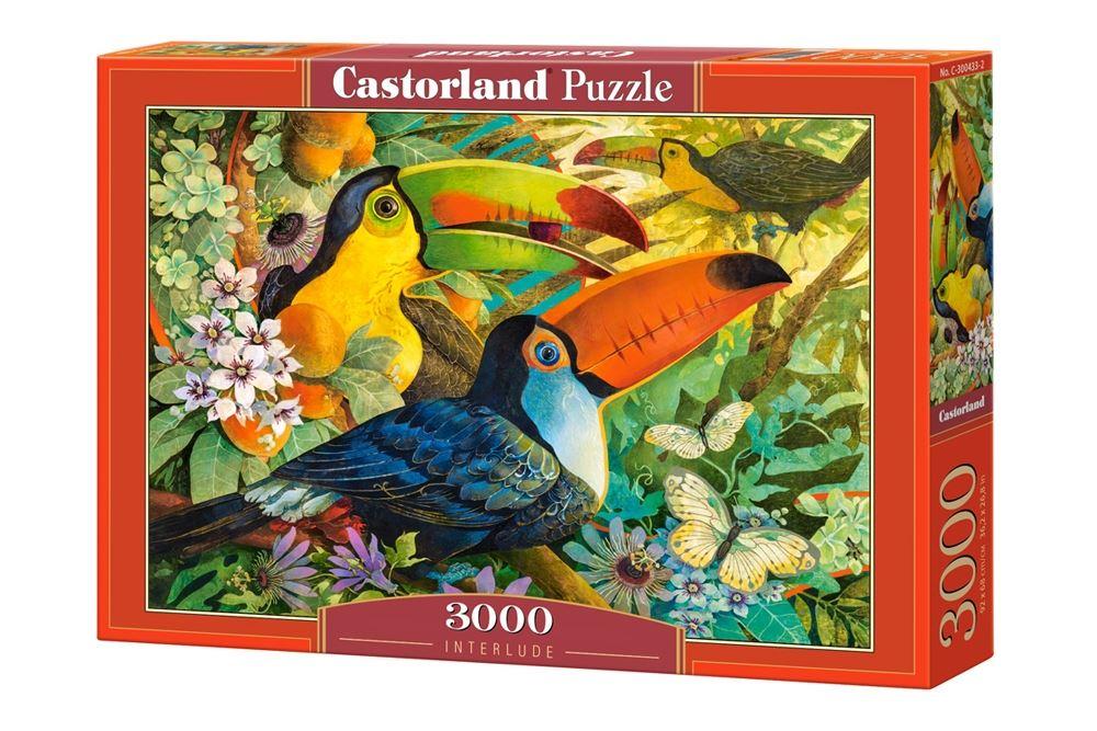 Castorland-3000-Piece-Jigsaw-Puzzle-Landscapes-Cities miniatuur 18