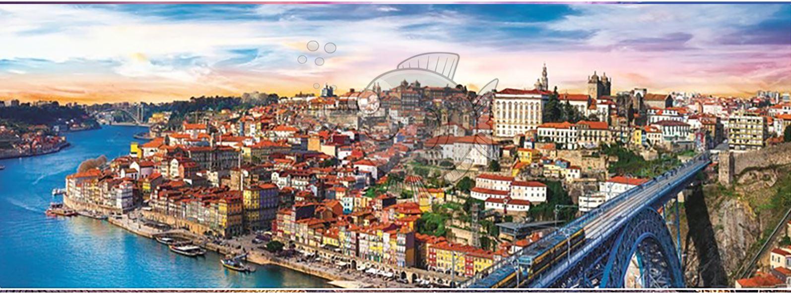 Trefl-300-500-1000-1500-2000-3000-4000-6000-Piece-Jigsaw-Puzzle-Paysages-Ville miniature 166