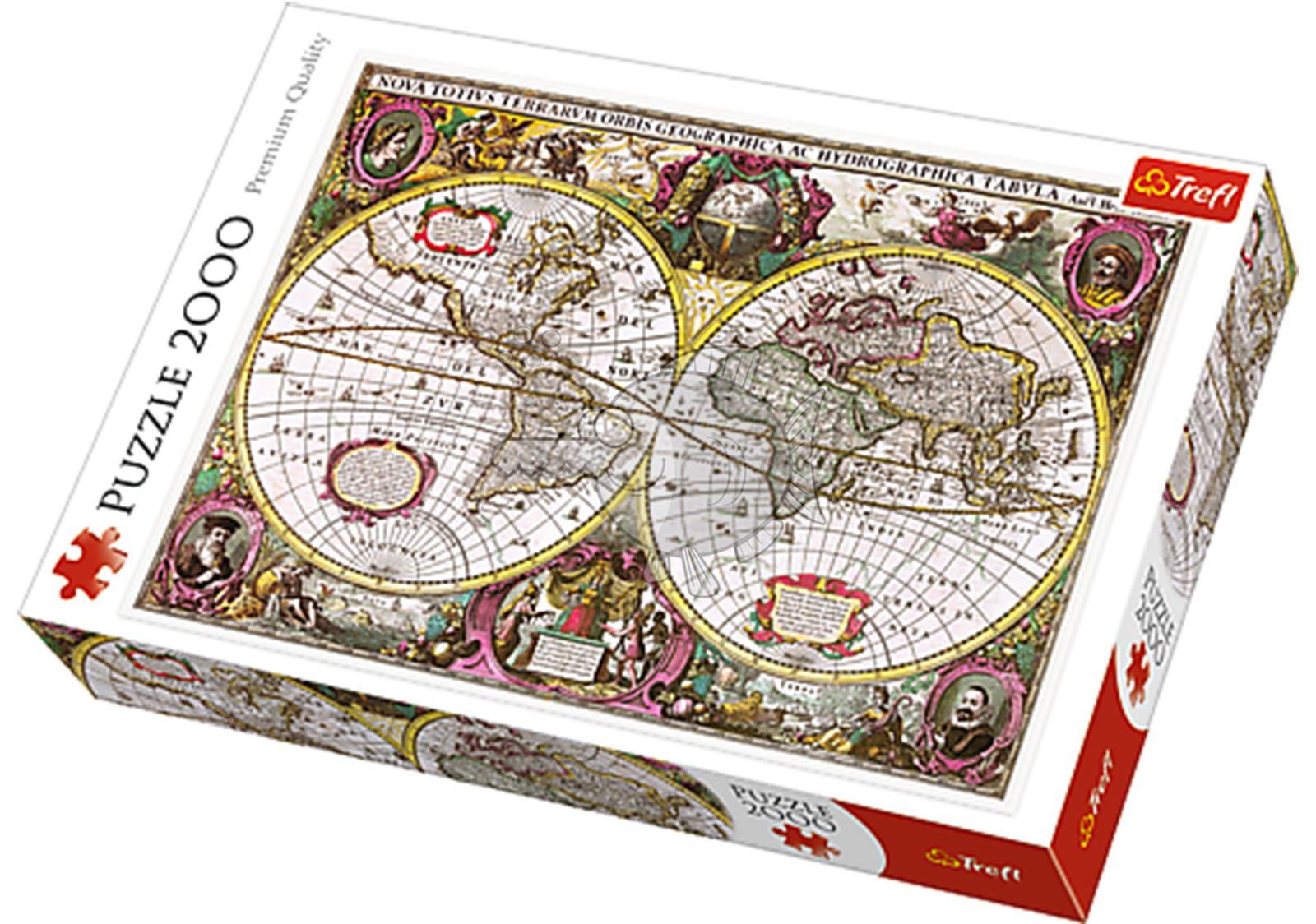 Trefl-300-500-1000-1500-2000-3000-4000-6000-Piece-Jigsaw-Puzzle-Landscapes-City thumbnail 6