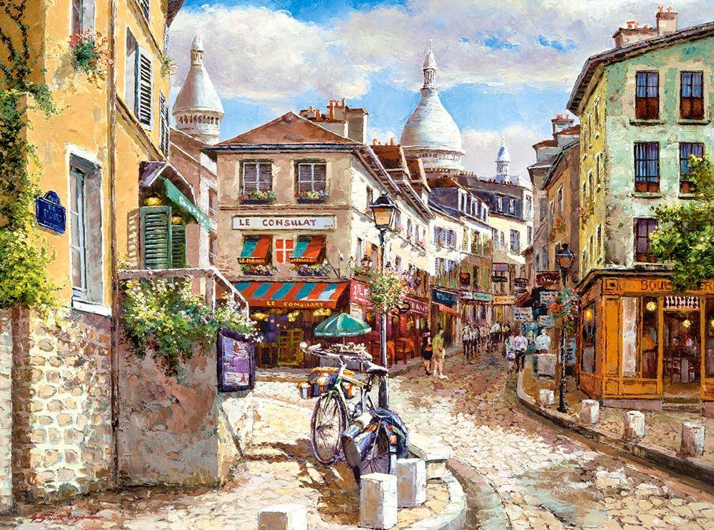 Castorland-3000-Piece-Jigsaw-Puzzle-Landscapes-Cities miniatuur 31