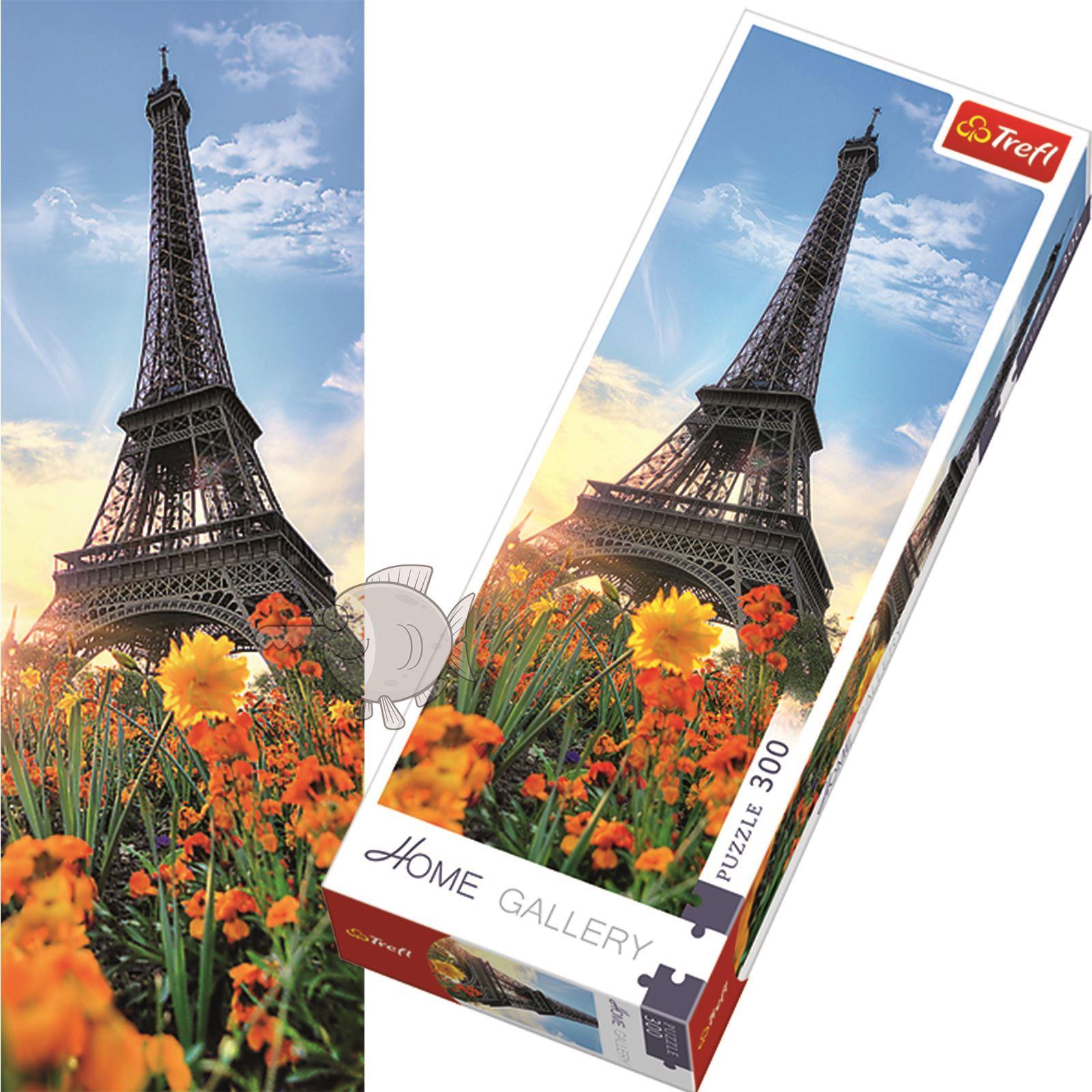 Trefl-300-500-1000-1500-2000-3000-4000-6000-Piece-Jigsaw-Puzzle-Landscapes-City thumbnail 384