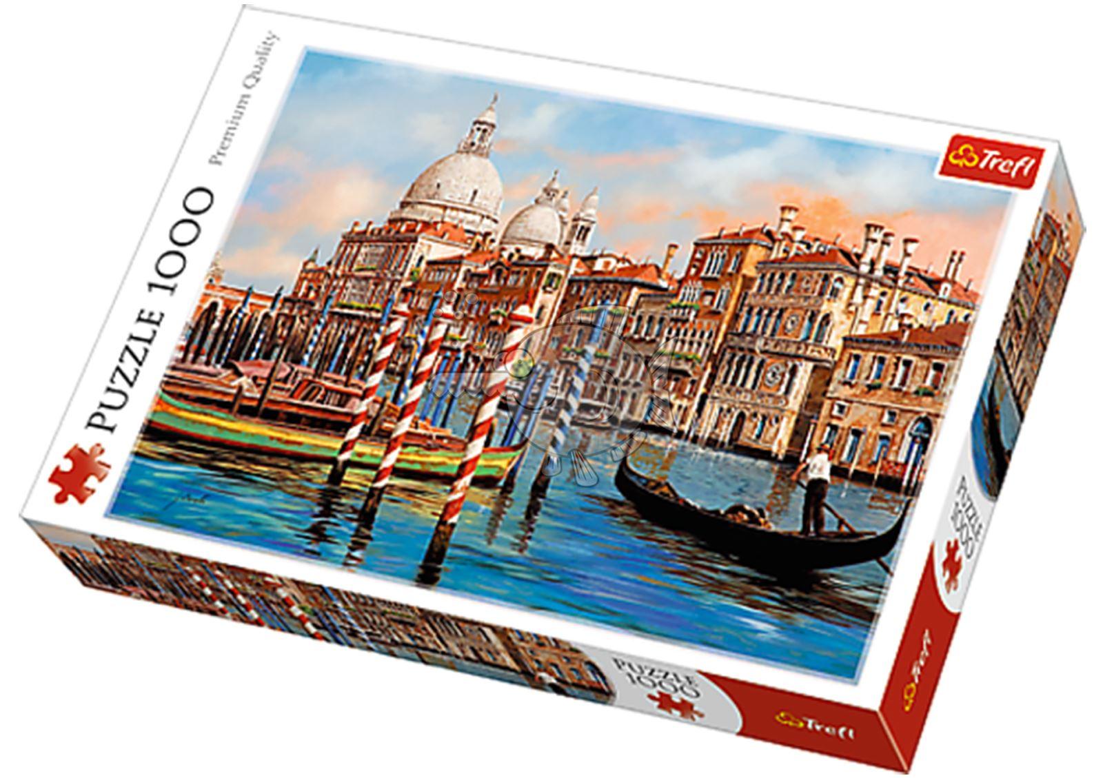 Trefl-300-500-1000-1500-2000-3000-4000-6000-Piece-Jigsaw-Puzzle-Landscapes-City thumbnail 432