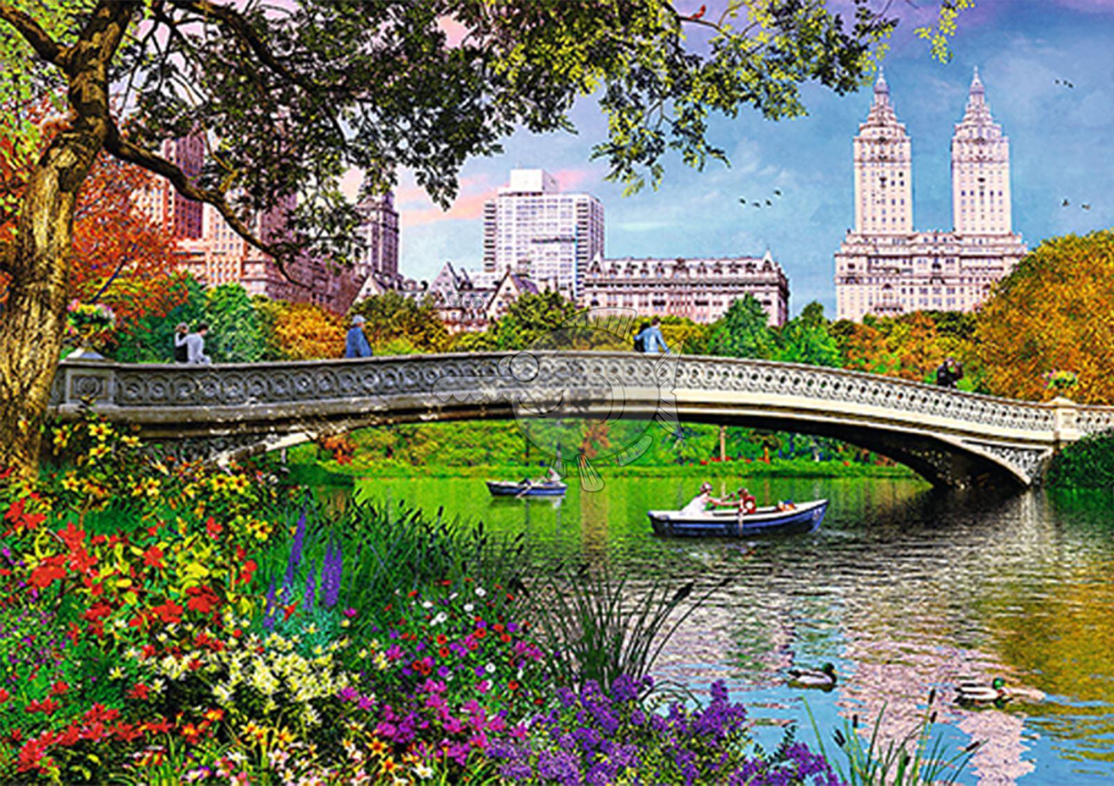 Trefl-300-500-1000-1500-2000-3000-4000-6000-Piece-Jigsaw-Puzzle-Landscapes-City thumbnail 66