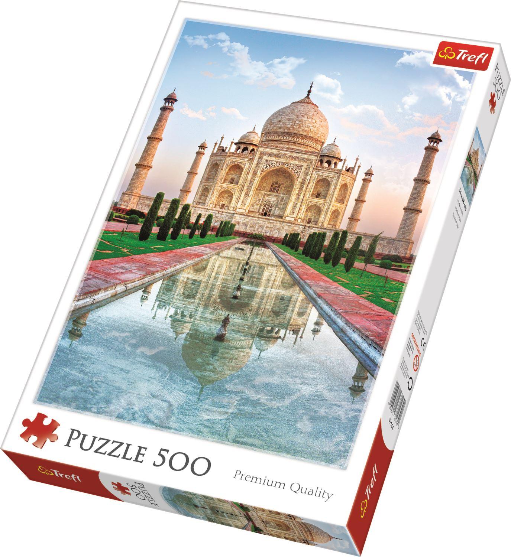 Trefl-300-500-1000-1500-2000-3000-4000-6000-Piece-Jigsaw-Puzzle-Landscapes-City thumbnail 370